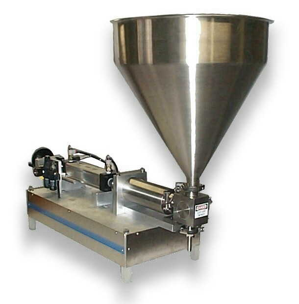 Piston Filler Piston Fillers Piston Filling Machine
